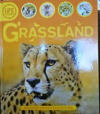 Grassland Life Cycles: Discover Earth's Ecosystems by Callery new hardcover
