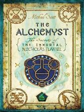 The Alchemyst (Thorndike Literacy Bridge Young Adult)