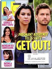 US Weekly - 2014, June 30 - Pregnant Kourtney Tells Scott to Get Out!