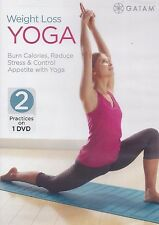 WEIGHT LOSS YOGA (DVD) Suzanne Deason workouts conditioning total body flow NEW