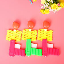 New 2pcs Practical Jokes Children Funny Fist Toys Stretching Gun Gags Magic Toy