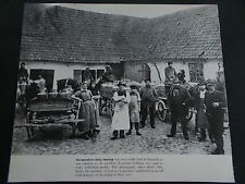 1889 Danish Photo of Co-operative Dairy Farm in Denmark THE NINETEENTH CENTURY