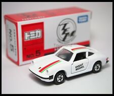 TOMICA EVENT MODEL #5 PORSCHE 911S 1/61 Tomy 2015 NEW Diecast Car