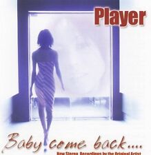 ~COVER ART MISSING~ Player CD Baby Come Back