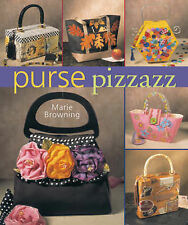 Acceptable, Purse Pizzazz, Browning, Marie, Book