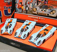 Fly TEAM03a 0444 TEAM Porsche 917 Ref. 96004a  NEW. BOX 1/32 New