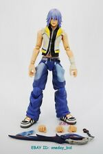 Original Square Enix Play Arts Kai Kingdom Hearts 2 Riku Action figure NO BOX
