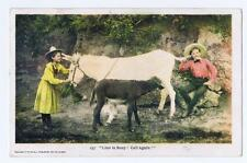 Line is busy Call Again nursing donkey  Southern California  CA   1905  PC 176