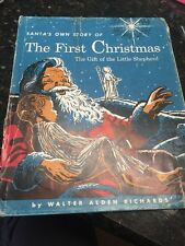Santa's Own Story of the First Christmas: The Gift of the Little Shepherd