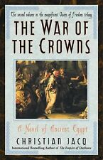 War of the Crowns: A Novel of Ancient Egypt (Magnificent Queen of Free-ExLibrary