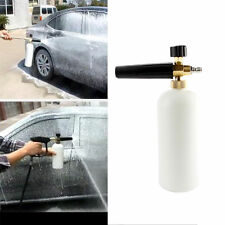 Adjustable Snow Foam Lance Washer Car Wash Gun Soap Pressure Washer Bottle 1L