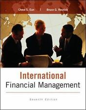 International Financial Management by Bruce Resnick and Cheol Eun (2014,...