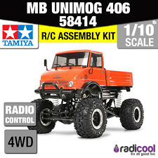 58414 TAMIYA MB UNIMOG 406 SERIES U900 CR-01 1/10th R/C RADIO CONTROL KIT