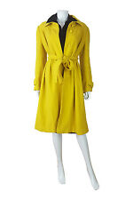 *CHRISTIAN DIOR* VINTAGE DIORLING WOOL LONG COAT (12)