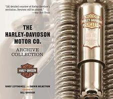 The Harley-Davidson Motor Co. Archive Collection, Darwin Holmstrom, New Book