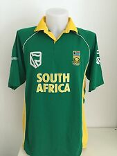 maglia shirt SA Cricket south Africa hummel tag.XL trikot jersey track Z168