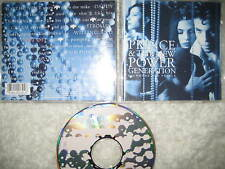 CD Diamonds And Pearls - Prince Rogers Nelson - Cream Paisley Park Records