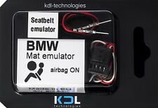 Seat Occupancy Mat Sensor Emulator For BMW 3 Series E90 E91 E92 E93 Airbag Bypas