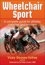 Wheelchair Sport: A complete guide for athletes, coaches, and teachers-ExLibrary