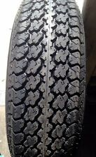 Bias ST225/75D15 Boat /  Trailer Tire, Load Range D 8 Ply Load Capacity 2540 LB