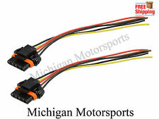 1994-1997 Ford 7.3 Powerstroke Valve Cover Gasket Injector Glow Plug Harness Set