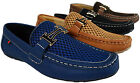 MEN EVERGREEN DRESS SLIP-ON LOAFERS MAN-MADE MEDIUM (D,M) CASUAL SHOES LIMITED