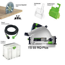 CIRCULAR SAW FESTOOL TS 55 RQ-PLUS 220/240 V CUTTING CHIPBOARD FESTO 561579