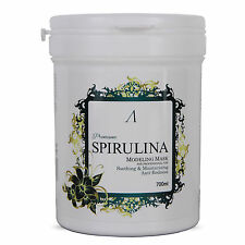 700ml Premium Modeling Mask Powder Pack SPIRULINA for all Skin Types /Soothing