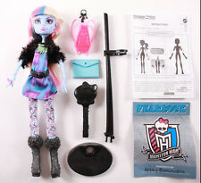 Monster High Picture Day ABBEY BOMINABLE Loose 100% Complete