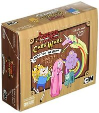 Adventure Time Card Wars FOR THE GLORY Booster Display Box NEW