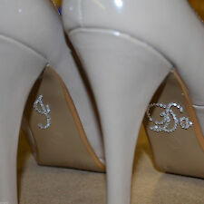 Crystal I Do Wedding Shoe Sticker Quality Fun Wedding Sole Sticker XSS01
