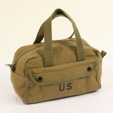 Kay Canvas Khaki Tool Bag. US WW2 Reproduction AG1027
