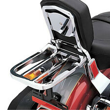 2-UP Sissy Bar Luggage Rack For Harley Sportster XL1200 883 72 48 Nightster Dyna