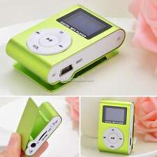 Support 32GB Slim Mp3 Media Player with LCD Screen, FM Radio SH