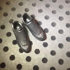 Hunger Games Finnick Barbie Ken Black Shoes