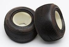 NIB Losi tires: A-7640S Rear Sprint, silver, with foam