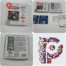 TV Deporte Futbol una imagen espejada juego para Commodore Amiga probado y de trabajo