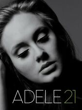 POSTER ADELE MUSICA MUSIC 007 SKYFALL SEXY HOT POP ROCK SOUL BLUES FOTO UK #2