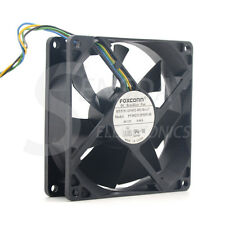 PV902512PSPF 0E 92mm x 25mm DC 12V 4Pin PWM CPU Cooling Fan 435452-001 for HP