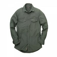 """Craghoppers Kiwi Long Sleeved Shirt in Cedar Size XX Large Chest 46"""""""