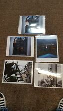 "JULIO IGLESIAS VINTAGE PHOTOS (SET OF 5) EACH MEASURES 14"" X 11"""