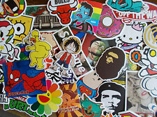 Sticker Decal Aufkleber 20-teiliges Set (2M09) - Stickerbomb, Laptop, Deko ..
