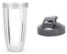 Remplacement 32 oz tall cup + flip couvercle pièces de rechange pour mixeur 600/900W