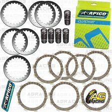 Apico Clutch Kit Steel Friction Plates & Springs For Yamaha YZ 85 2016 Motocross