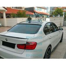 PAINTED 320i 325i 328i 316i BMW F30 Performance Trunk & Roof Spoiler 14 ABS