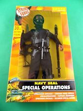 Strike Force Navy Seal Special Operations Action Figure