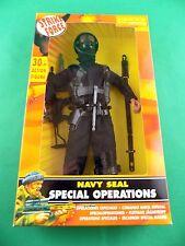 Strike Force Navy Seal de operaciones especiales figura de acción