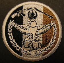 Afghanistan Afghan Army Special Forces Commando Flag Patch (Desert)