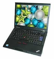 Lenovo ThinkPad T410 i5 520M 2,4GHz 4GB 160GB Win7 Pro 64 Bit +Deutsche Tastatur