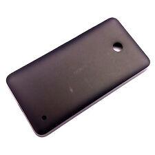 100% Nokia Lumia 630 635 trasera batería carcasa+laterales botones Negro mate